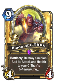 Blade of C'Thun(35197) Gold.png