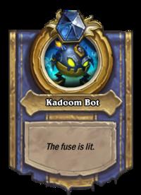 Kadoom Bot(90137) Gold.png