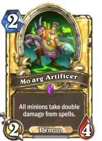 Mo'arg Artificer(210701) Gold.png