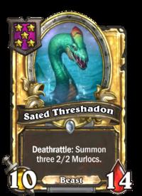 Sated Threshadon (Battlegrounds, golden).png
