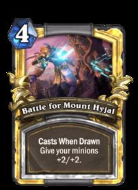 Battle for Mount Hyjal(89767) Gold.png