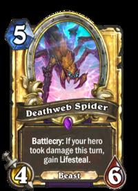 Deathweb Spider(89395) Gold.png
