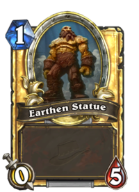 Earthen Statue(27355) Gold.png