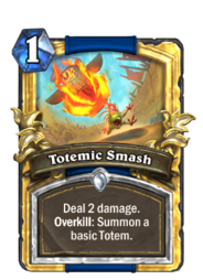 Totemic Smash(90216) Gold.png