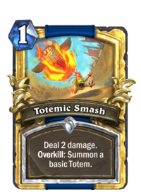 Totemic Smash(90216) Gold.png