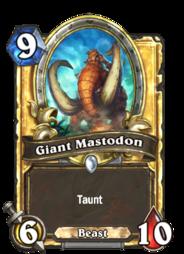 Giant Mastodon(55593) Gold.png