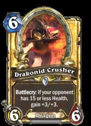 Drakonid Crusher(14449) Gold.png