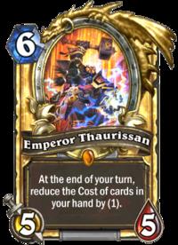 Emperor Thaurissan(14454) Gold.png