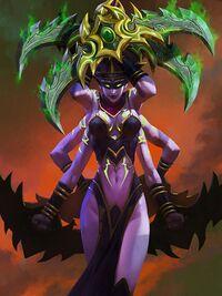 Priestess of Fury evolution2.jpg