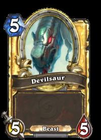 Devilsaur(354) Gold.png