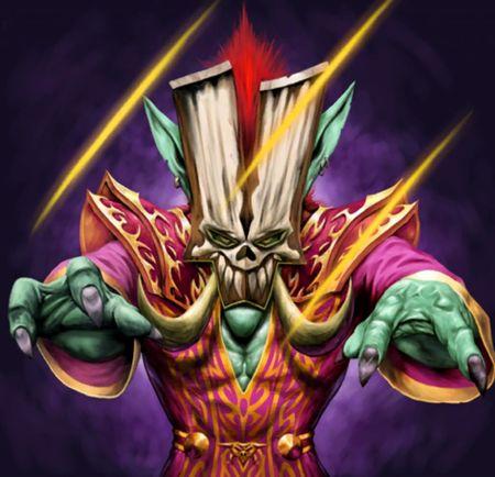 Voodoo Doctor - Hearthstone Wiki