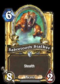 Sabretooth Stalker(55586) Gold.png