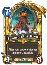 Swamp King Dred(55454) Gold.png