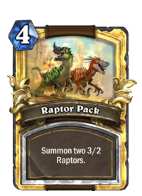 Raptor Pack(90300) Gold.png