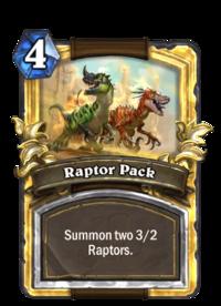 Raptor Pack(90300) Gold.png