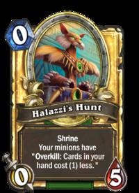 Halazzi's Hunt(90383) Gold.png
