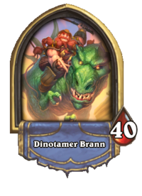 Brann Bronzebeard (Battlegrounds hero) - Hearthstone Wiki
