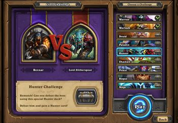 The League of Explorers Class Challenges screenshot.jpg