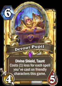 Devout Pupil(329922) Gold.png