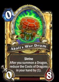 Akali's War Drum(90393) Gold.png