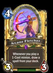 Arcane Fletcher(90678) Gold.png