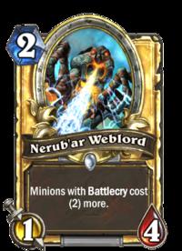 Nerub'ar Weblord(7755) Gold.png