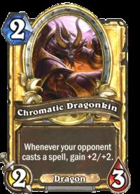Chromatic Dragonkin(14571) Gold.png