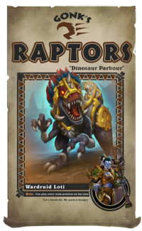 A New Challenger Approaches - Gonk's Raptors.png