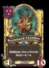 Screwjank Clunker (Battlegrounds, golden).png
