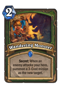 Wandering Monster - Hearthstone Wiki