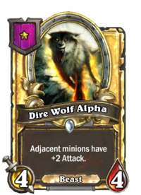 Dire Wolf Alpha (Battlegrounds, golden).png