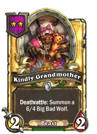 Kindly Grandmother (Battlegrounds, golden).png