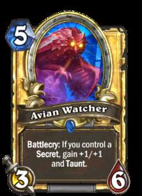 Avian Watcher(42044) Gold.png