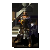 Gallic Noble Swordsman