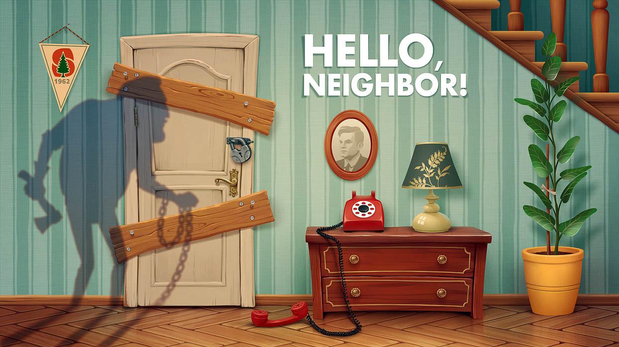 Official Hello Neighbor Wiki
