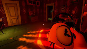 alarm clock in hello neighbor