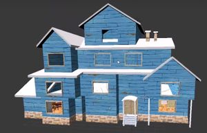 Mr  Peterson's House - Official Hello Neighbor Wiki