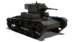 Sowjetunion: T-26 Model 1933