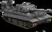 Deutschland: Panzerkampfwagen VI Tiger Ausf. E