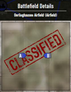 Sometimes locations may even appear as classified (not in current build)