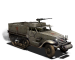 M3 Half-track (Lend-Lease)