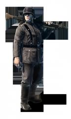 German Machinegunner