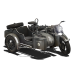 R75 with Sidecar