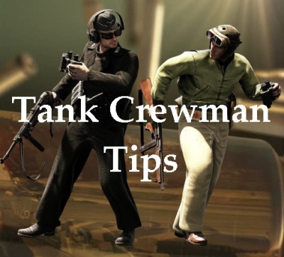 Tank Crew tips for playing the game!