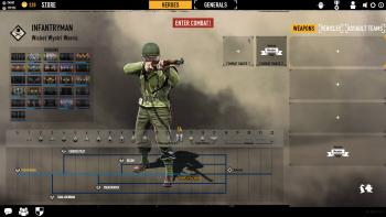 Heroes Screen
