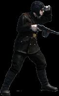 SU Tank Crewman