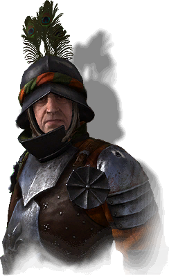 Graf Etcheverry in The Witcher 2
