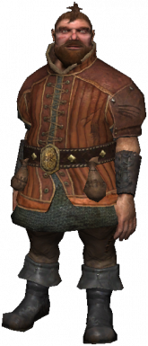 Zoltan Chivay in The Witcher 1