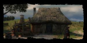 Haus des Schmieds von Trübwasser