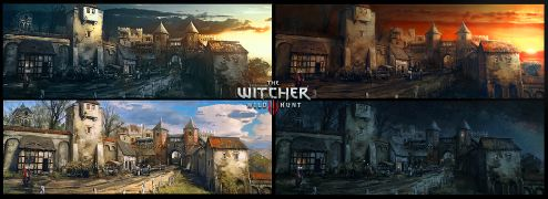The witcher 3 wild hunt blood and wine mood board by scratcherpen-da4ms9l.jpg